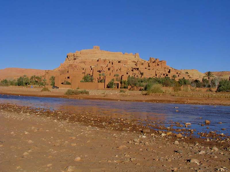 Marocco - Ait Benhaddou