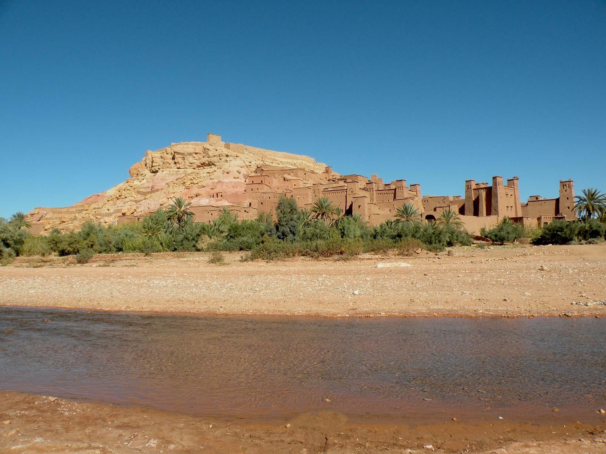 Africa - Marocco - Ait Benhaddou