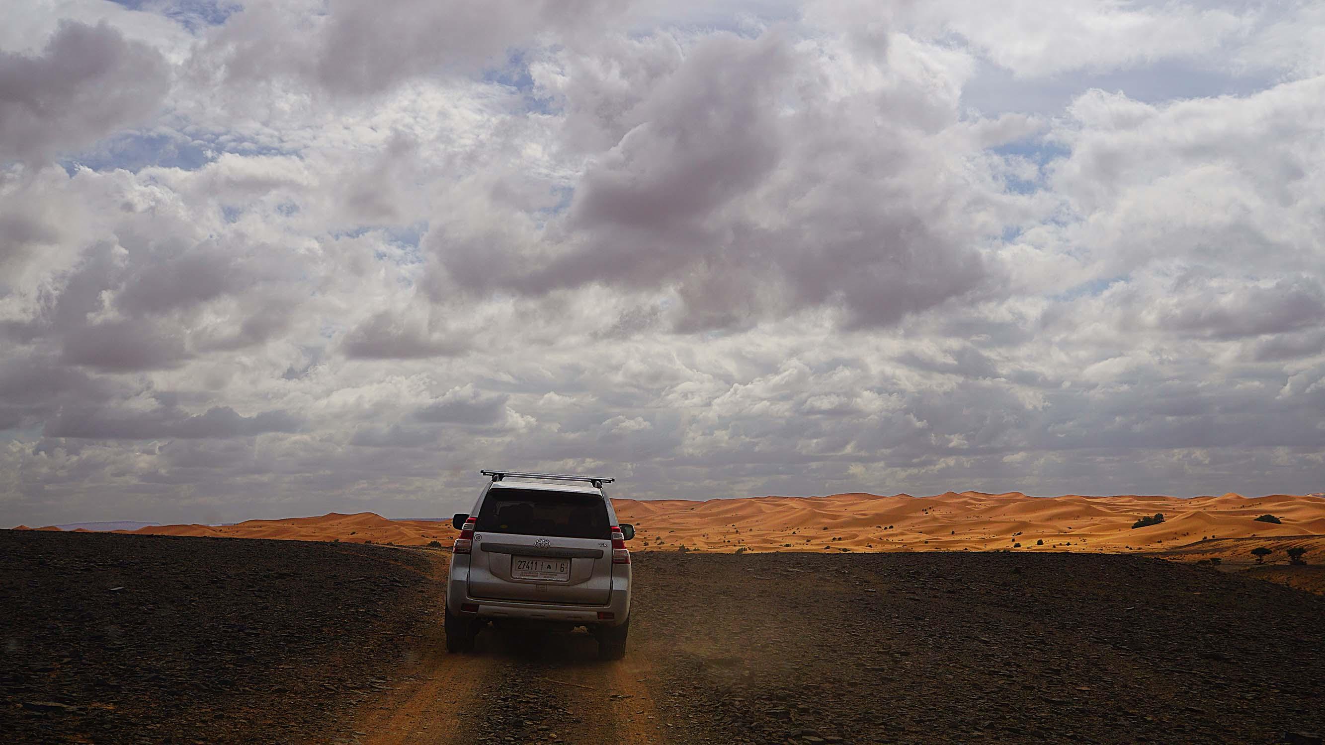 Marocco - deserto - Erg Chebbi