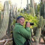 Paolo Marabini, giornalista appassionato fotografo, amante delle piante grasse, è in viaggio in Marocco, a Marrakech - Jardin Majorelle, con Emanuela Carla Marabini e Adventour. Adventour - Viaggi su misura verso Marocco, India, Sudafrica, Botswana, Costa Rica.