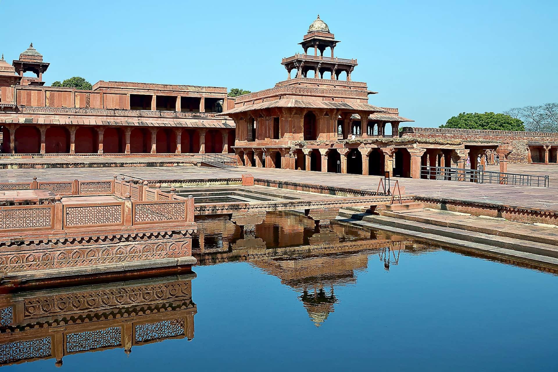 Adventour - India - fatehpur sikri