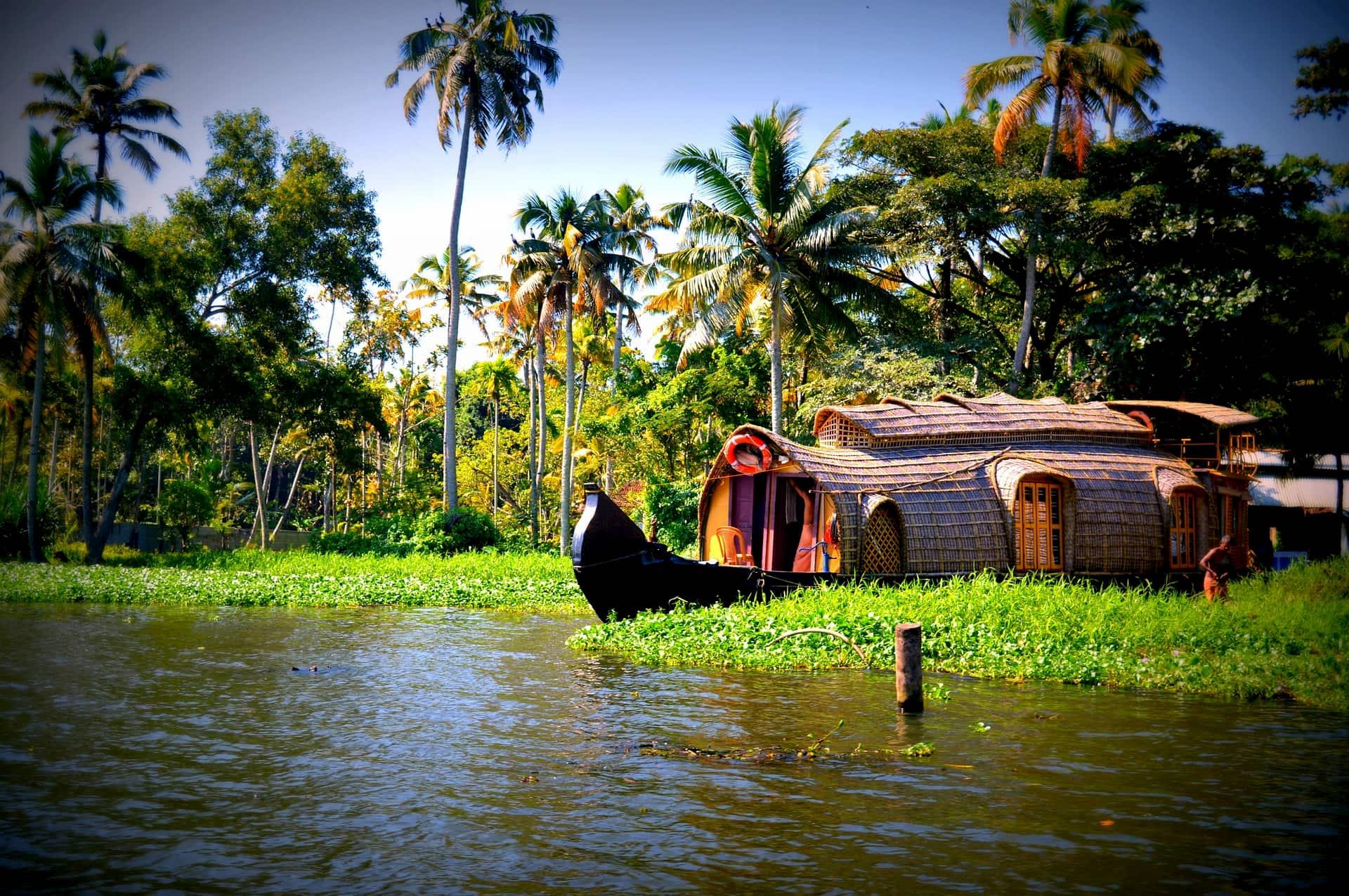 Asia - India - Kerala