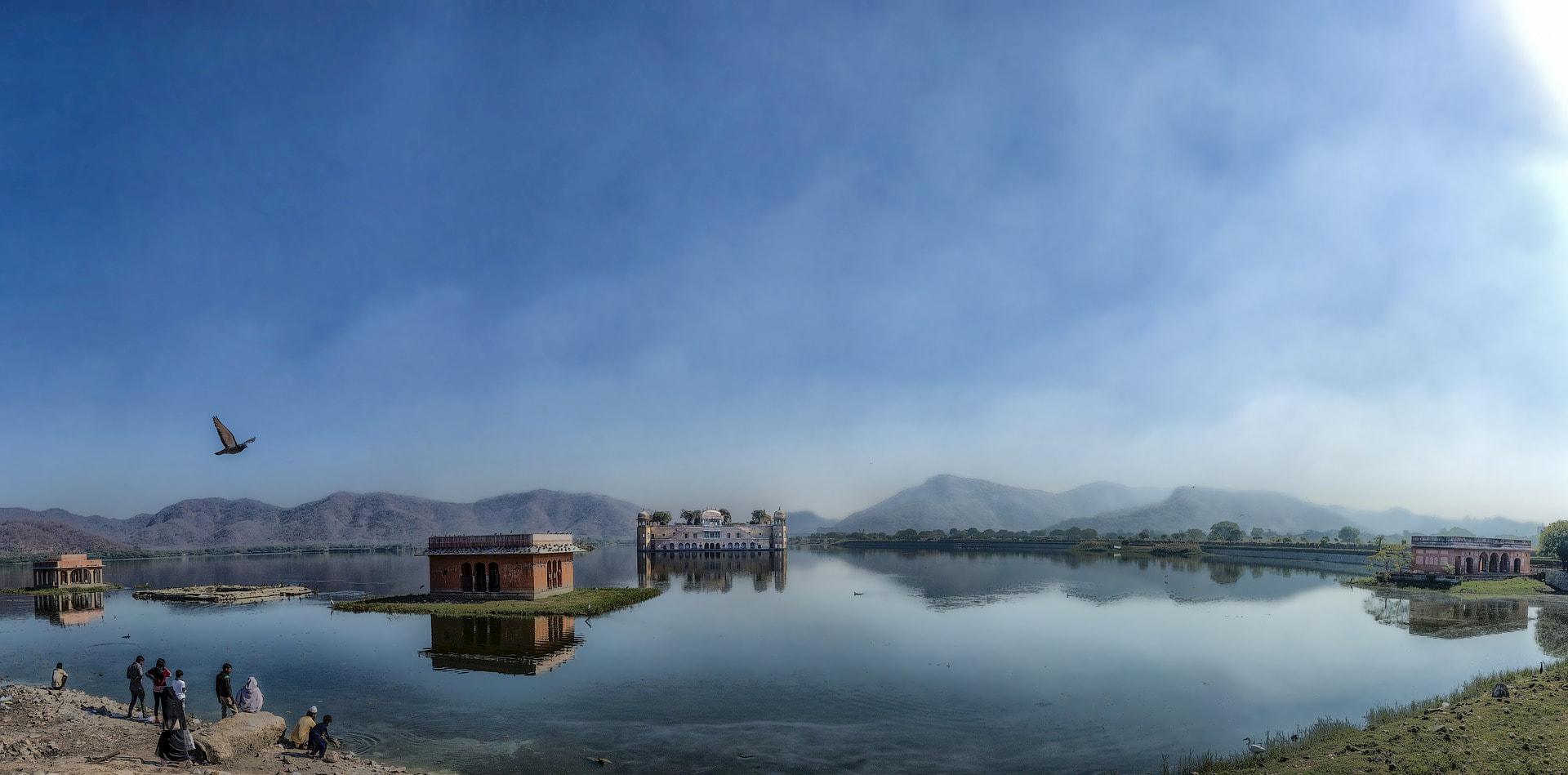 adventour - India - rajasthan - jaipur panorama