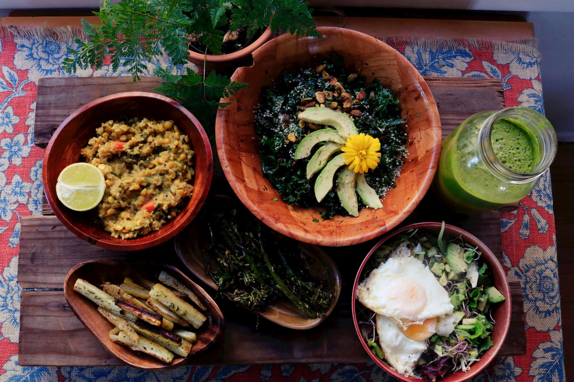adventour - India - Kerala food cooking