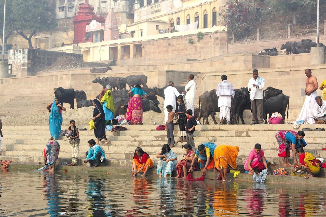 Adventour - India - Gange - Varanasi