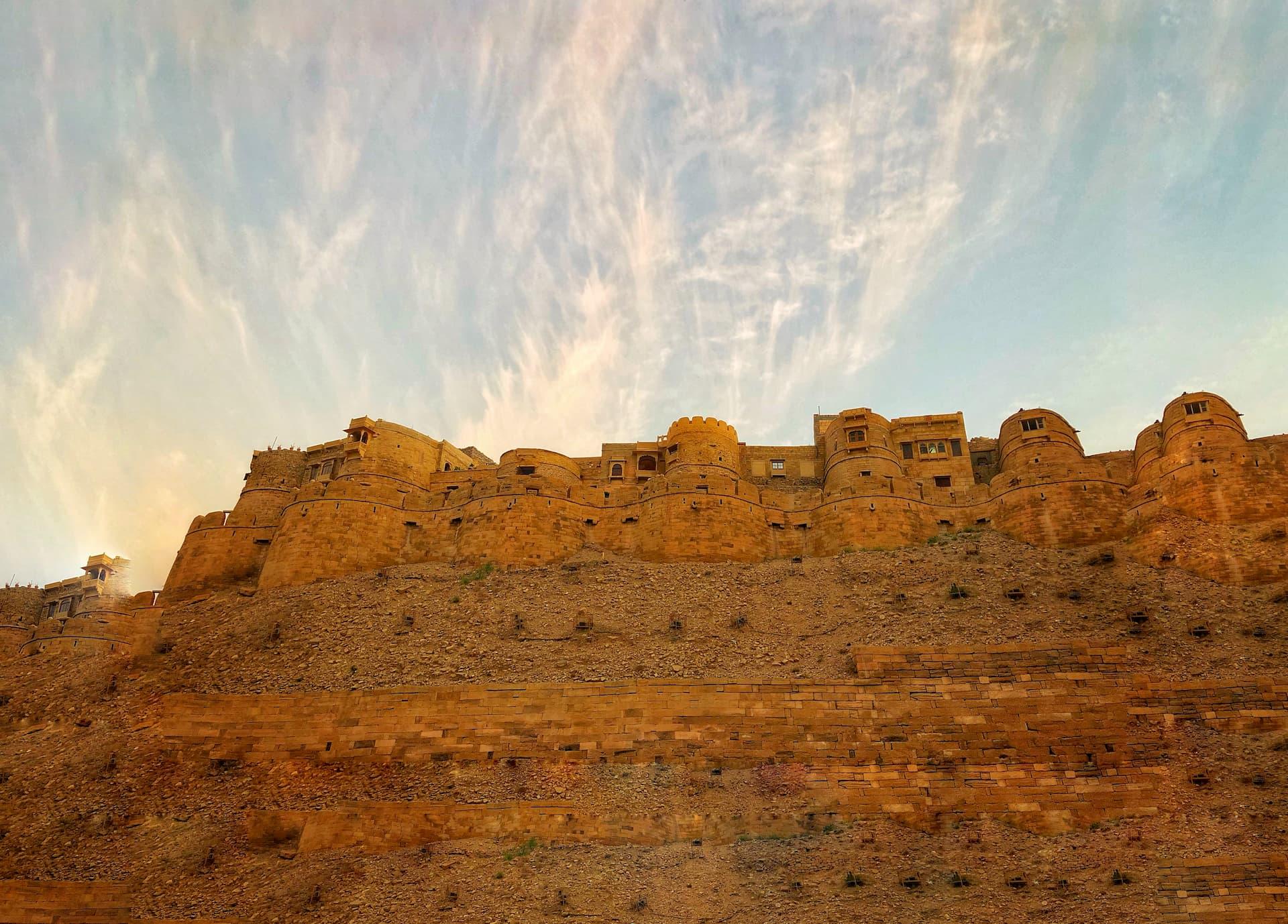 Adventour - India - Rajasthan Jaisalmer