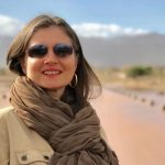Emanuela Carla Marabini in viaggio in Marocco. Adventour - Viaggi su Misura. Adventour - Viaggi su misura verso Marocco, India, Sudafrica, Botswana, Costa Rica.