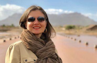 Emanuela Carla Marabini in viaggio in Marocco. Adventour - Viaggi su Misura.