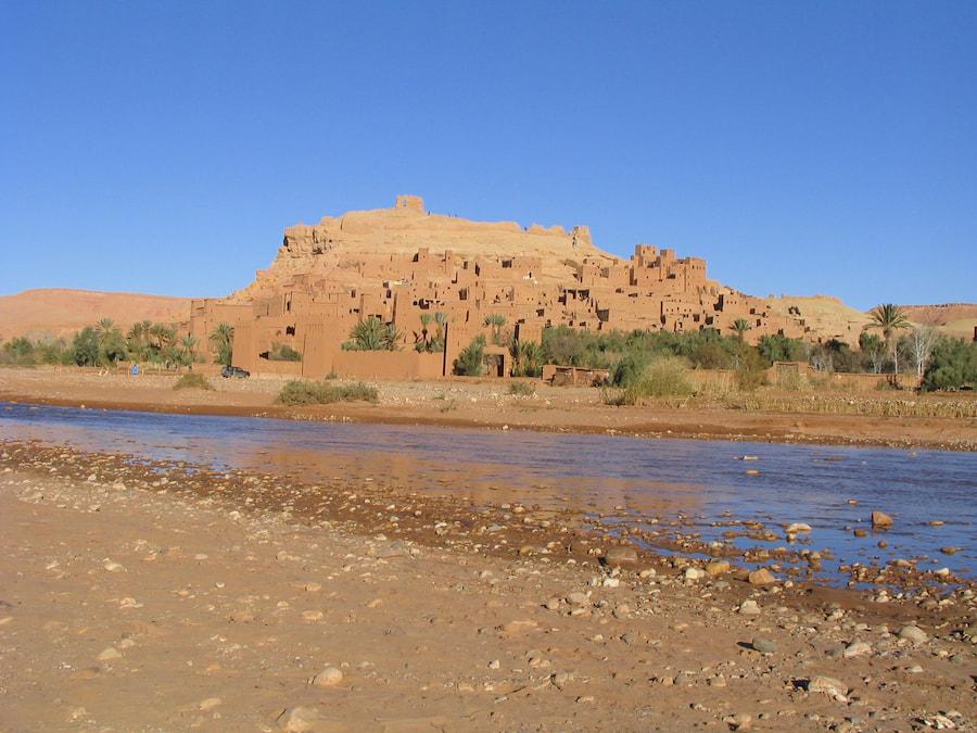 Marocco - Ait Benhaddou. Adventour - Viaggi su misura verso Marocco, India, Sudafrica, Botswana, Costa Rica.