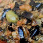 Marocco - cucina - Zaalouk di Melanzane Adventour - Viaggi su misura verso Marocco, India, Sudafrica, Botswana, Costa Rica.