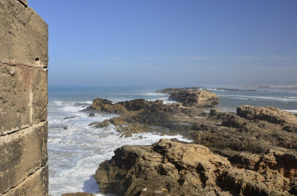 Marocco Essaouira Oceano Atlantico Adventour - Viaggi su misura verso Marocco, India, Sudafrica, Botswana, Costa Rica.