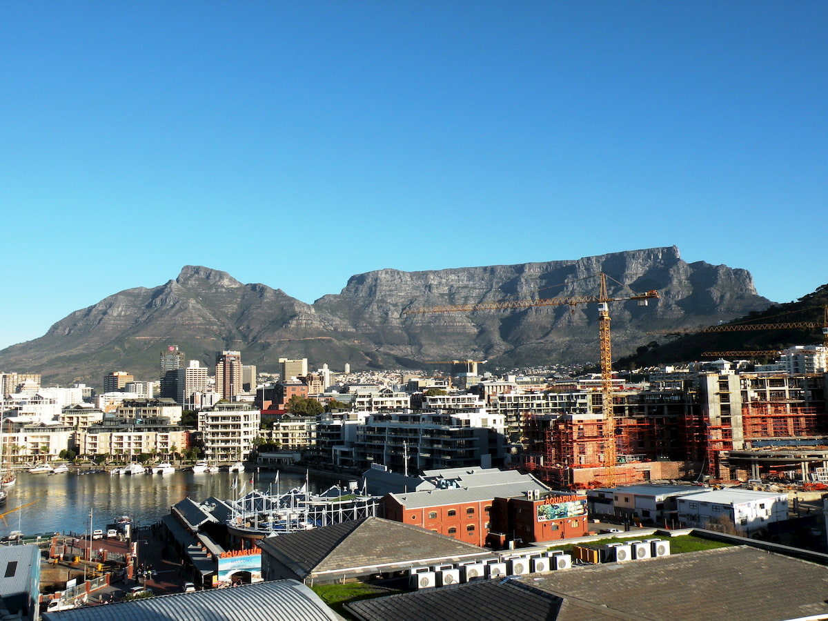 Sudafrica - Cape Town - Table Mountain