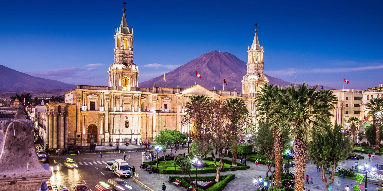 Adventour - Perù - Arequipa