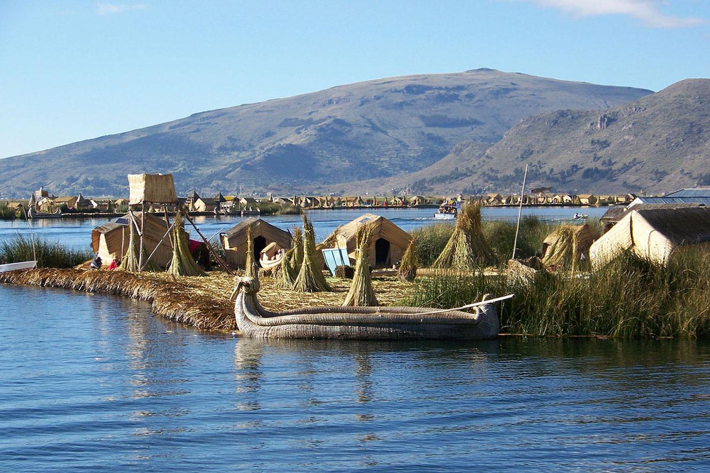 Adventour - Perù - Titicaca Uros