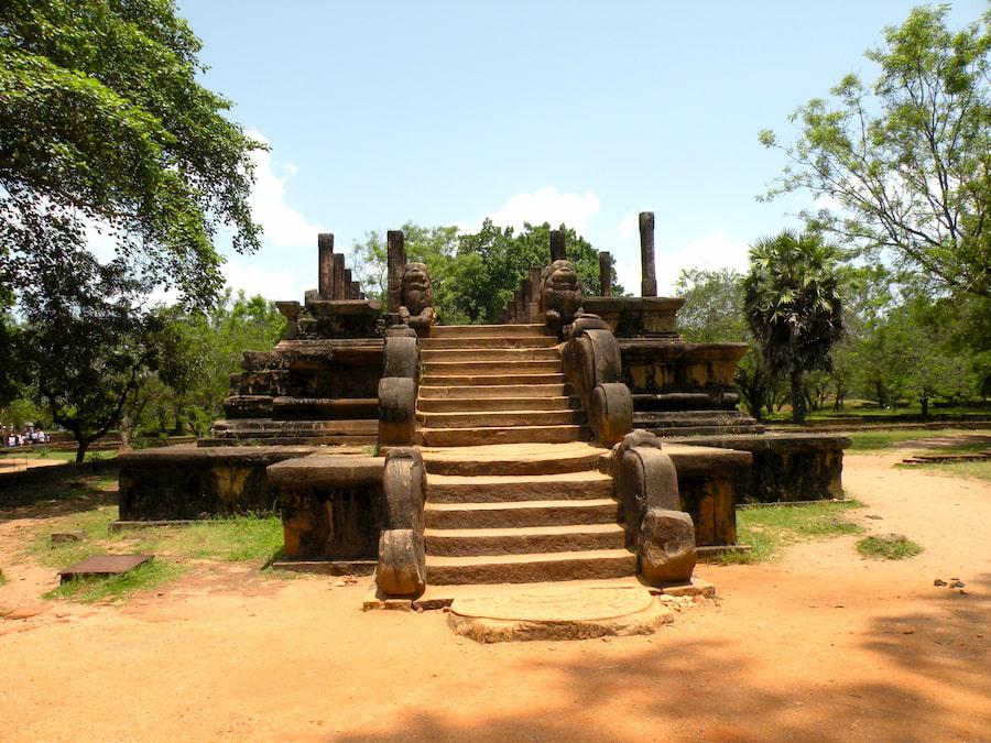 Adventour - Sri Lanka - Polonnaruwa