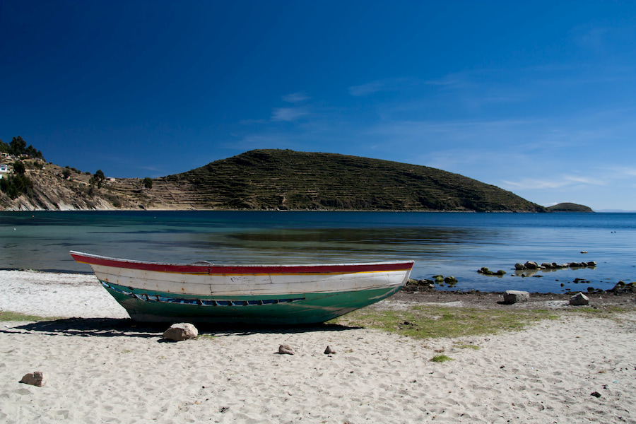Adventour - Bolivia - Isla del Sol