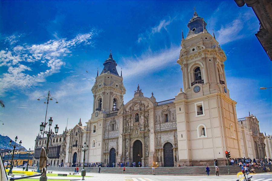 Adventour - Perù - Lima