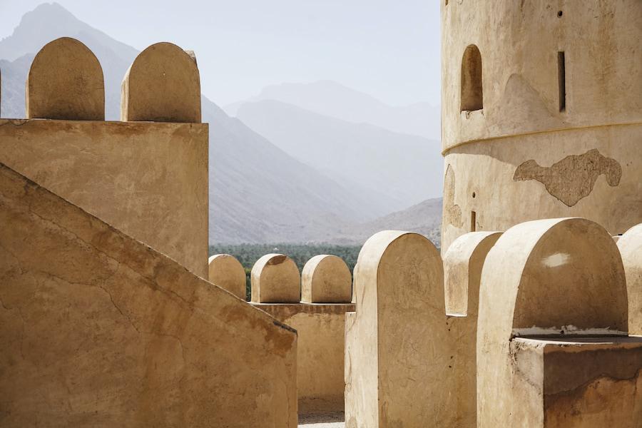 Adventour - Oman - Nakhal Forte