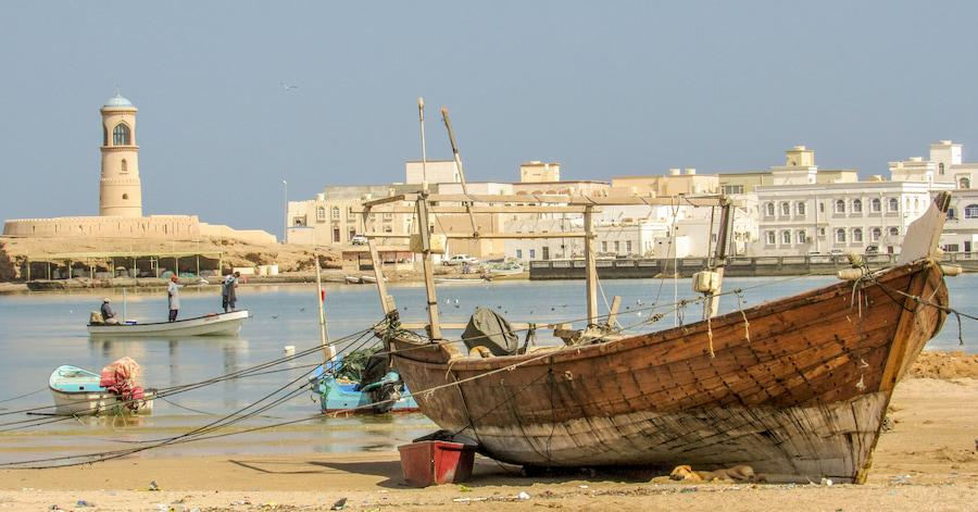 Adventour - Oman - Sur
