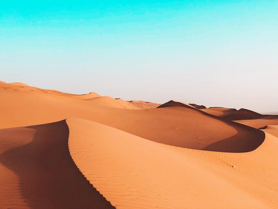 Adventour - Oman - Deserto