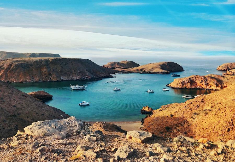 Adventour - Oman - vista