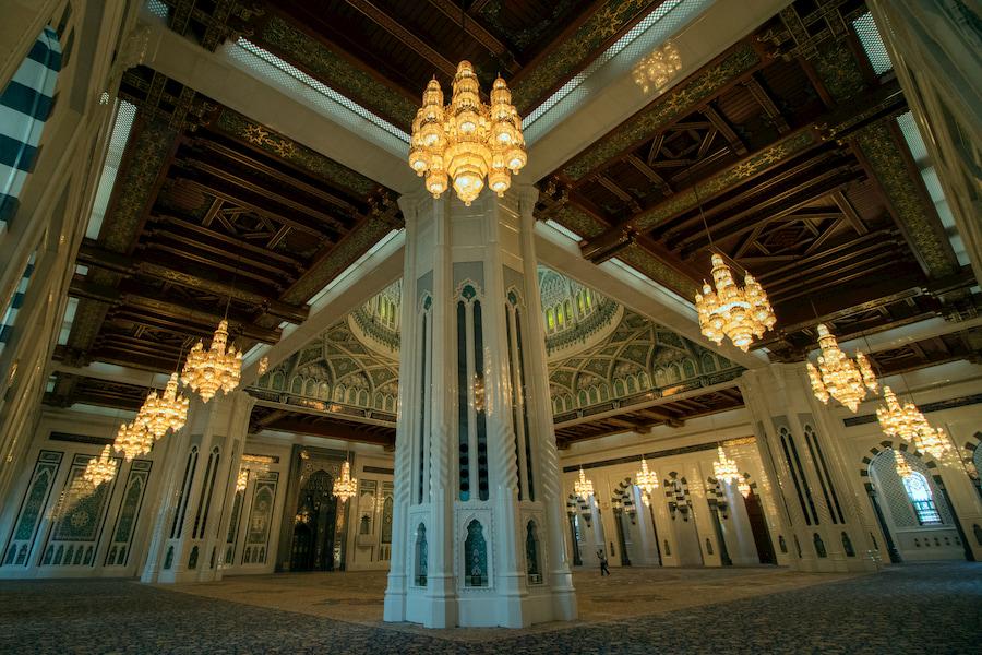 Adventour - Oman - Moschea
