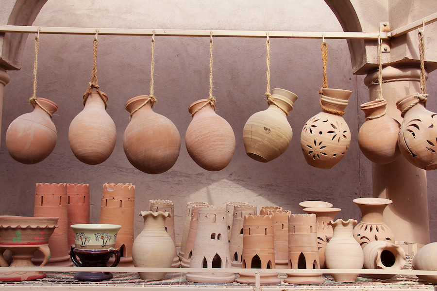 Adventour - Oman - mercato