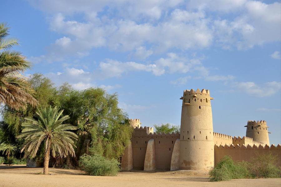 Adventour - UAE - Al Ain - Al Jahili Fort