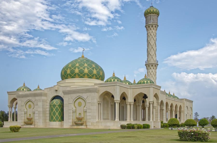 Adventour - Oman - Moschea Zulfa