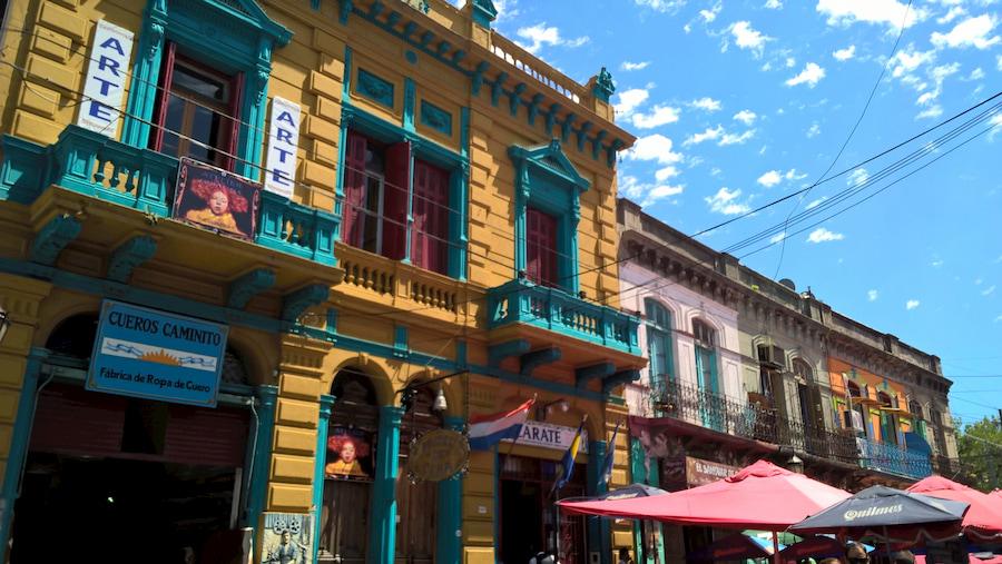 Adventour - Patagonia - Buenos Aires - La Boca