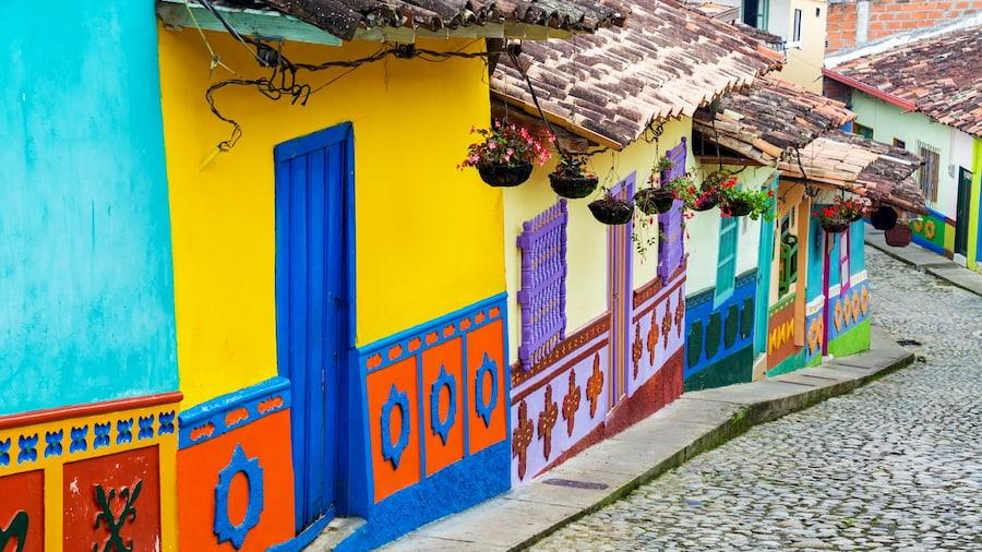 Adventour - Colombia - Bogotà