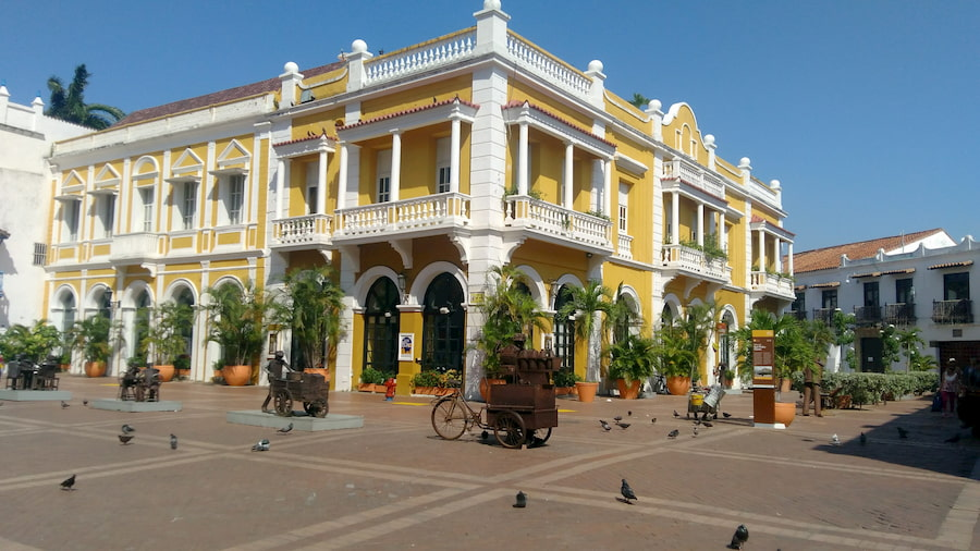 Adventour - Colombia - Cartagena - centro