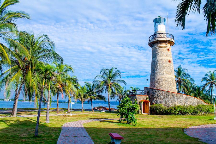 Adventour - Colombia - Cartagena - faro