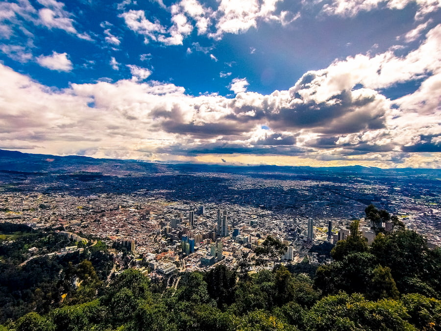 Adventour - Colombia - Bogota - Monserrate