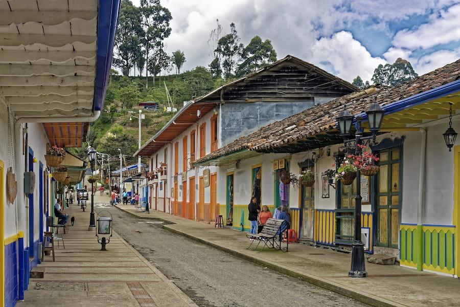 Adventour - Colombia - Salento