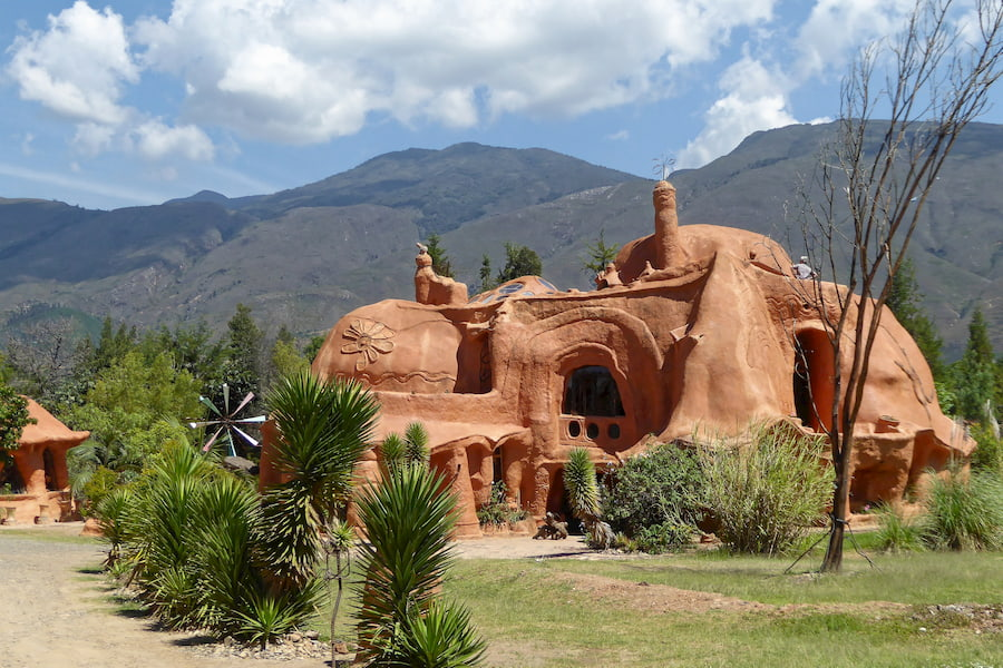 Adventour - Colombia - Villa de Leyva - Casa terracotta