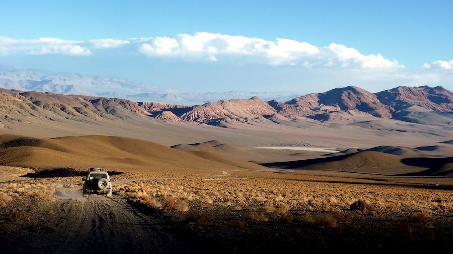 Adventour - Cile - paesaggio Ande
