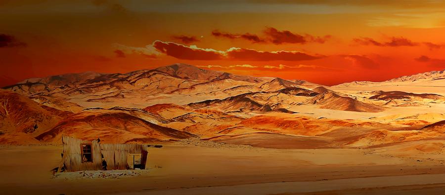 Adventour - Cile - paesaggio - deserto