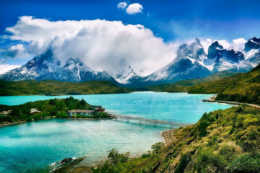 Adventour - Cile - lago