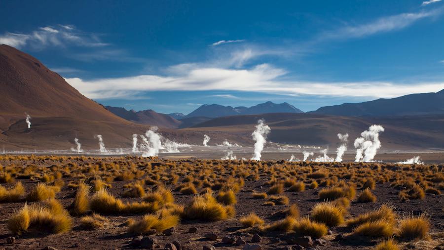 Adventour - Cile - San Pedro di Atacama - geysers