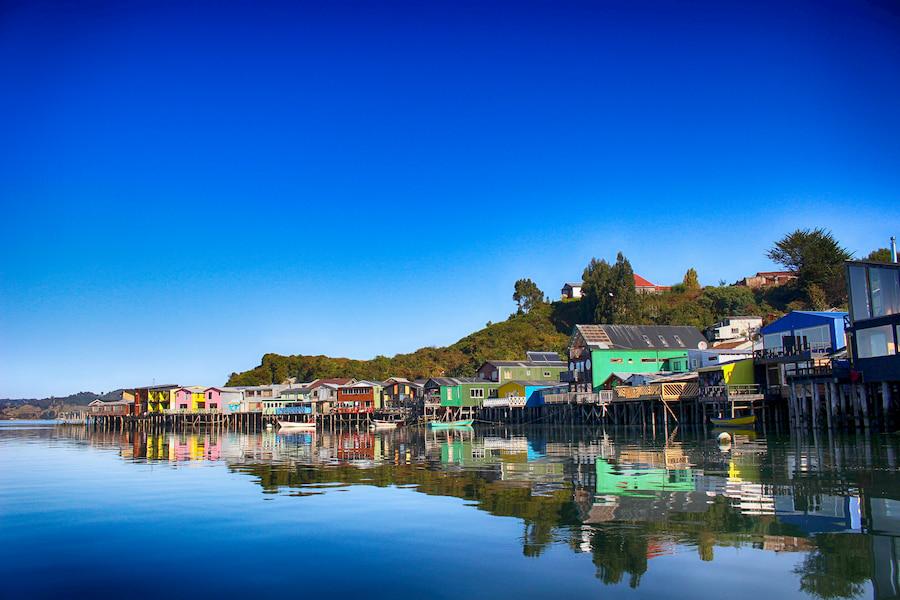 Adventour - Cile - paesaggio del sud