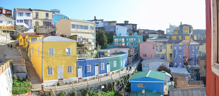 Adventour - Cile - Valparaiso